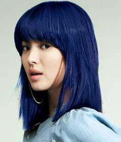 Tips Photoshop-Merubah Warna Rambut10
